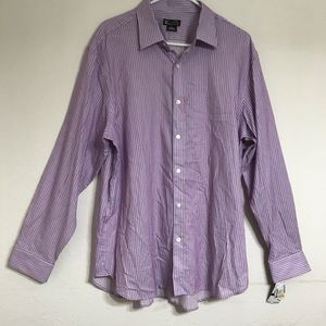michael Kors men's shirt size XL with new label wi